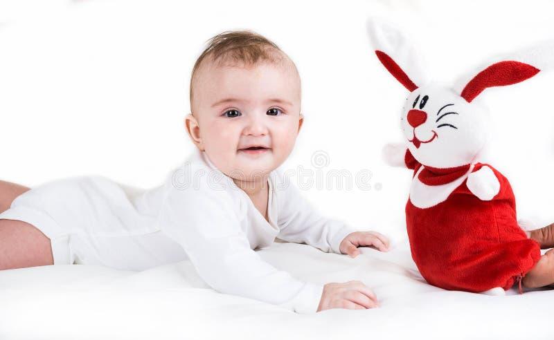 παιχνίδι παιδιών μικρό στοκ εικόνες με δικαίωμα ελεύθερης χρήσης
