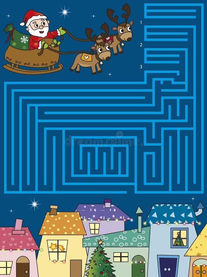 Παιχνίδι Χριστουγέννων ελεύθερη απεικόνιση δικαιώματος