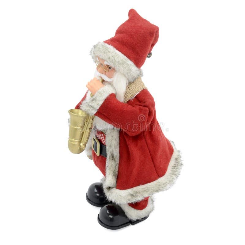 παιχνίδι santa Claus στοκ φωτογραφίες
