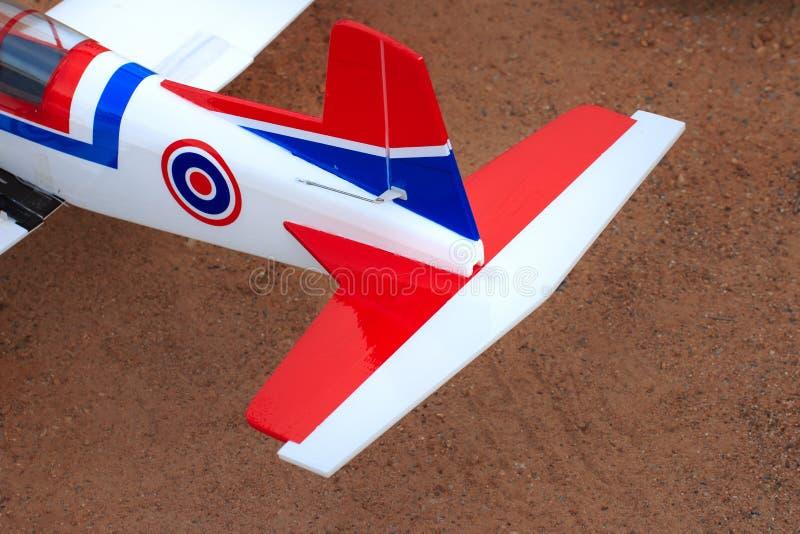 Παιχνιδιών να γδάρει αεροπλάνων, που γίνεται αεριωθούμενο με τον αφρό στοκ φωτογραφία με δικαίωμα ελεύθερης χρήσης