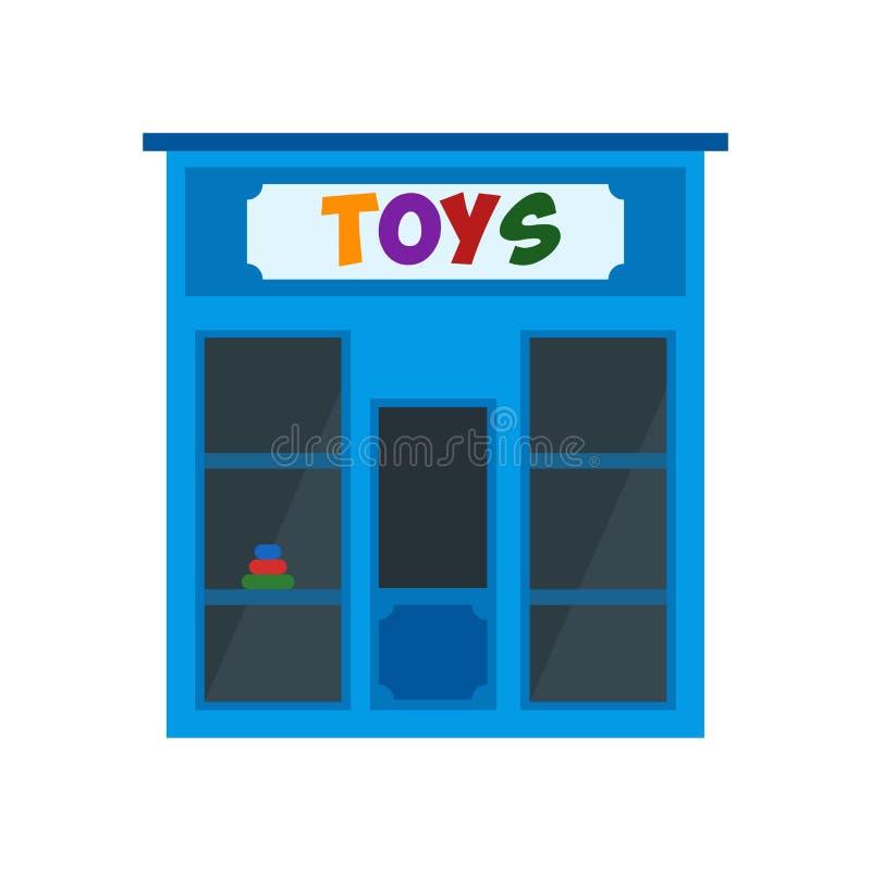 Παιχνιδιών σημάδι και σύμβολο εικονιδίων διανυσματικό που απομονώνονται στο άσπρο υπόβαθρο, έννοια λογότυπων παιχνιδιών απεικόνιση αποθεμάτων