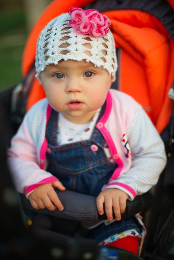 Παιδί δύο έτη στοκ εικόνα με δικαίωμα ελεύθερης χρήσης