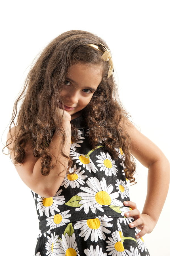 Παιδί Smilling στοκ εικόνα με δικαίωμα ελεύθερης χρήσης