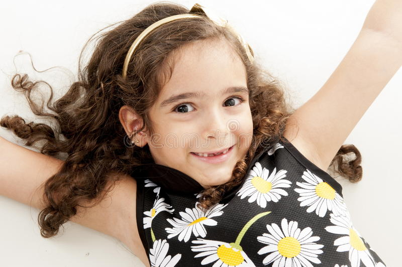 Παιδί Smilling στοκ φωτογραφίες με δικαίωμα ελεύθερης χρήσης
