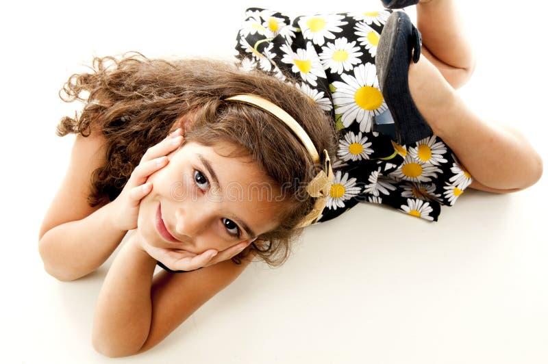 Παιδί Smilling στοκ φωτογραφία με δικαίωμα ελεύθερης χρήσης