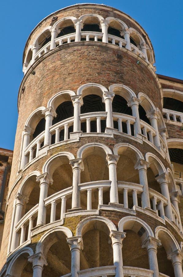 παλάτι Βενετία της Ιταλία&si στοκ εικόνα