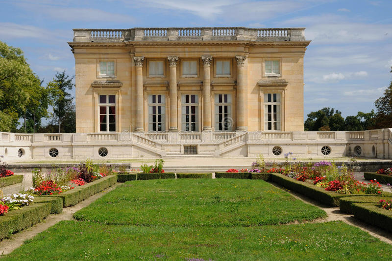 παλάτι Βερσαλλίες στοκ εικόνες