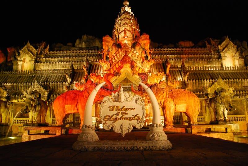 παλάτι ελεφάντων στοκ φωτογραφία με δικαίωμα ελεύθερης χρήσης