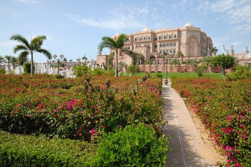 Download παλάτι εμιράτων του Αμπού Ν&t Στοκ Εικόνα - εικόνα από παλάτι, πύλη: 13175775