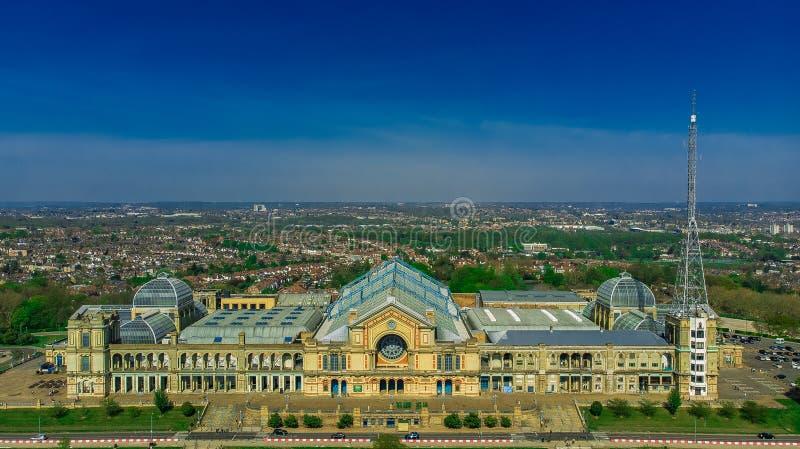 Παλάτι Λονδίνο Αλεξάνδρας στοκ εικόνα