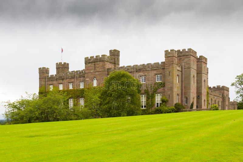 Παλάτι Σκωτία Scone στοκ εικόνες