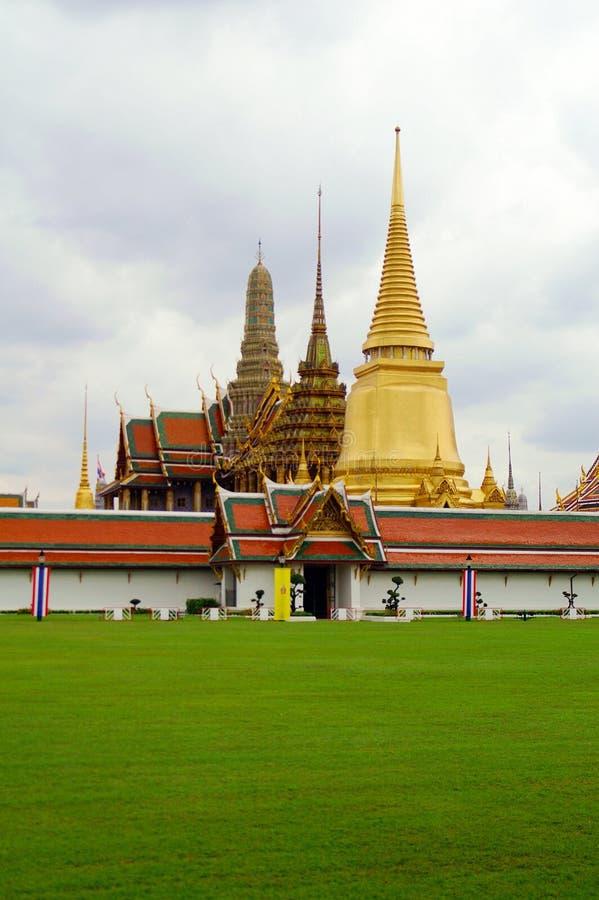 παλάτι Ταϊλάνδη στοκ εικόνες