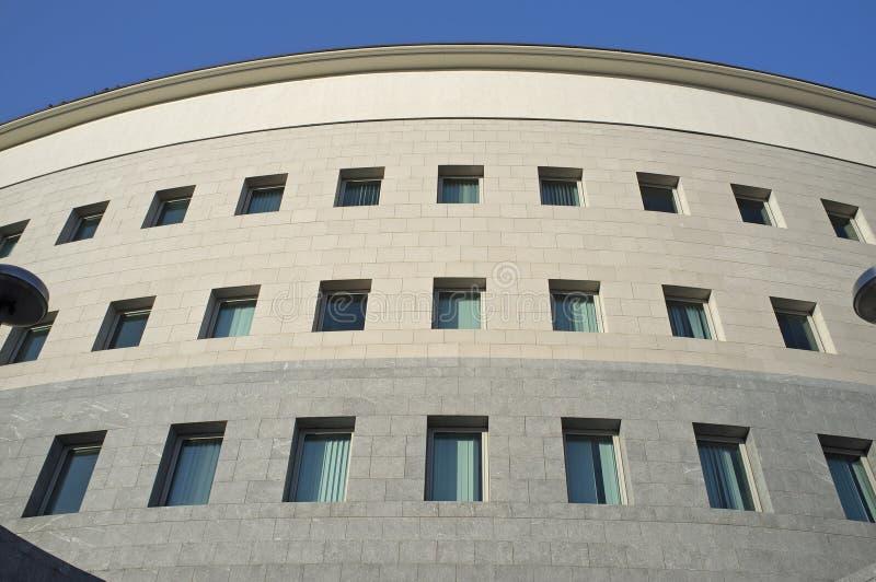 Παλάτι της δικαιοσύνης του Di Πάδοβα της Πάδοβας Tribunale στοκ φωτογραφίες με δικαίωμα ελεύθερης χρήσης