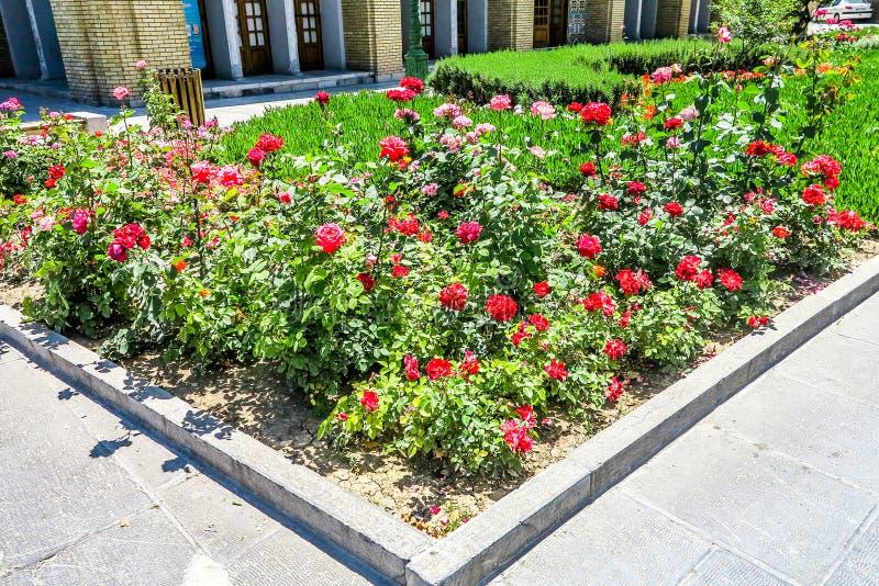 Παλάτι 32 της Τεχεράνης Golestan στοκ εικόνα
