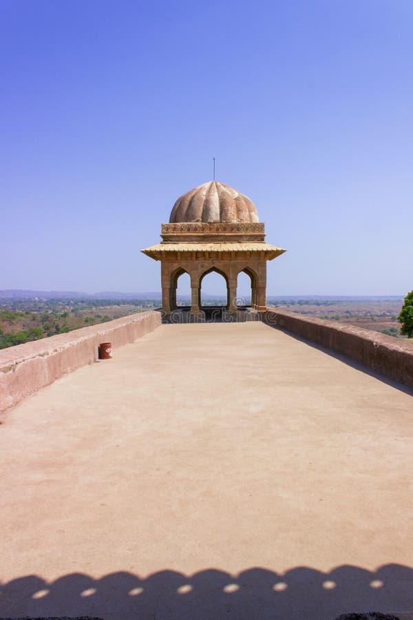 Παλάτι της Rani Roopmati στοκ εικόνες