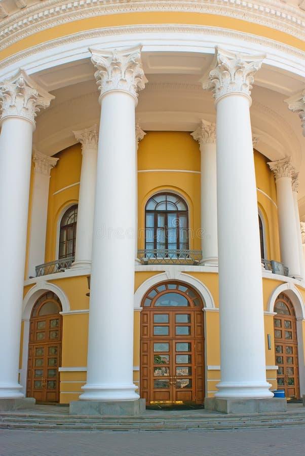 παλάτι του Κίεβου Οκτώβ&rho στοκ φωτογραφία με δικαίωμα ελεύθερης χρήσης
