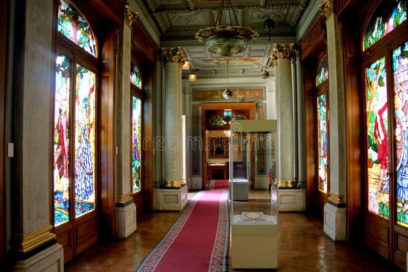 Παλάτι του κοσμήματος στοκ εικόνες