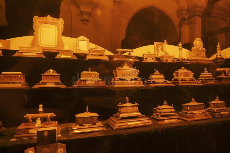 Παλάτι του Mysore, Βαγκαλόρη, Ινδία στοκ φωτογραφίες