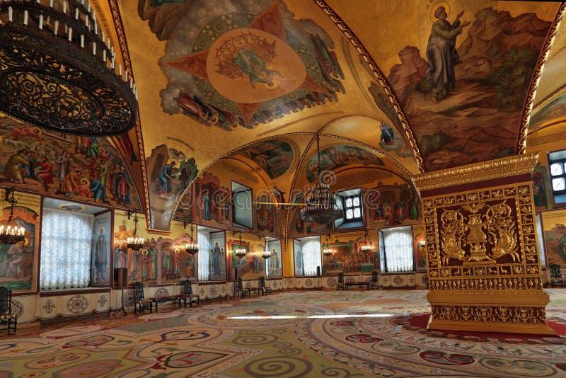 Παλάτι των απόψεων στοκ φωτογραφία με δικαίωμα ελεύθερης χρήσης