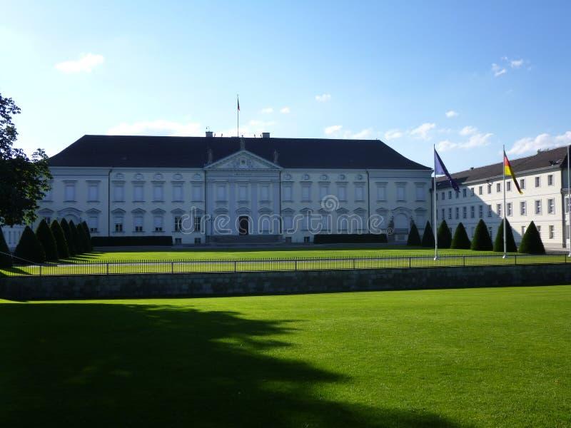 Παλάτι Bellevue στο Βερολίνο, Γερμανία στοκ εικόνες
