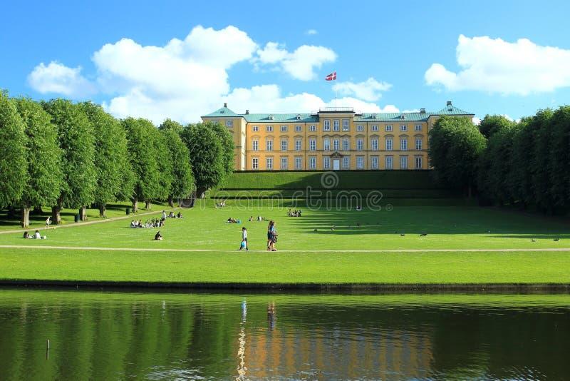 Παλάτι Frederiksberg στην Κοπεγχάγη στοκ φωτογραφίες με δικαίωμα ελεύθερης χρήσης