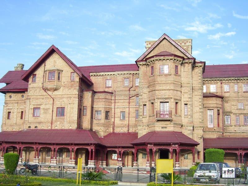 Παλάτι Mahal Amar, Jammu, Ινδία στοκ φωτογραφία με δικαίωμα ελεύθερης χρήσης