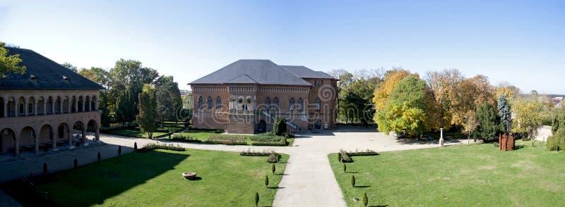 Παλάτι Mogosoaia στοκ φωτογραφία με δικαίωμα ελεύθερης χρήσης