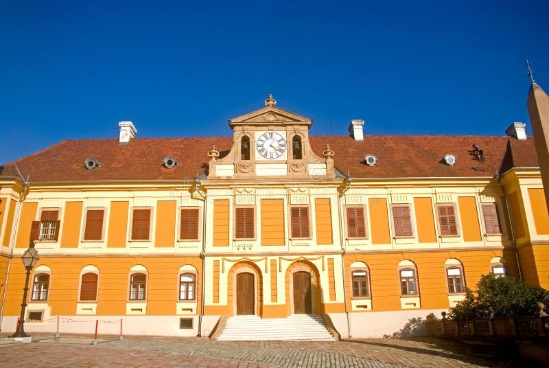 παλάτι Pecs της Ουγγαρίας επ στοκ φωτογραφίες με δικαίωμα ελεύθερης χρήσης