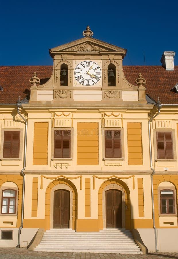 παλάτι Pecs της Ουγγαρίας επ στοκ φωτογραφία