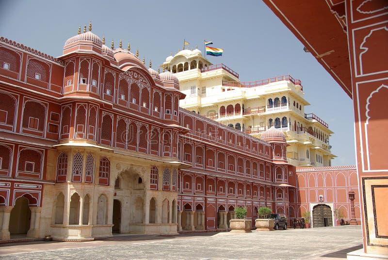 παλάτι Rajasthan του Jaipur πόλεων στοκ φωτογραφίες