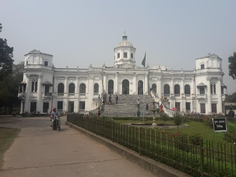 Παλάτι Tajhat στοκ εικόνες