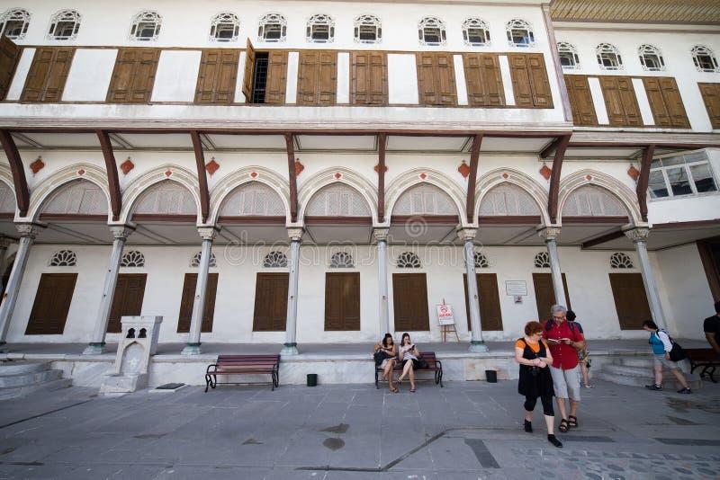 Παλάτι Topkapi στη Ιστανμπούλ στοκ εικόνες με δικαίωμα ελεύθερης χρήσης