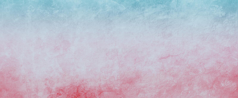 Παλαιά απεικόνιση υποβάθρου της Λευκής Βίβλου ή περγαμηνής με τη σύσταση grunge και τα εξασθενισμένα κόκκινα και μπλε σύνορα απεικόνιση αποθεμάτων