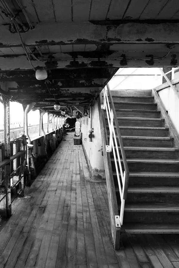 Παλαιά βάρκα στοκ φωτογραφίες