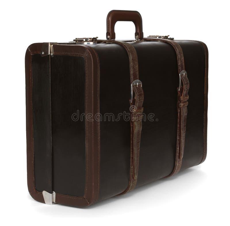 παλαιά βαλίτσα στοκ εικόνα με δικαίωμα ελεύθερης χρήσης