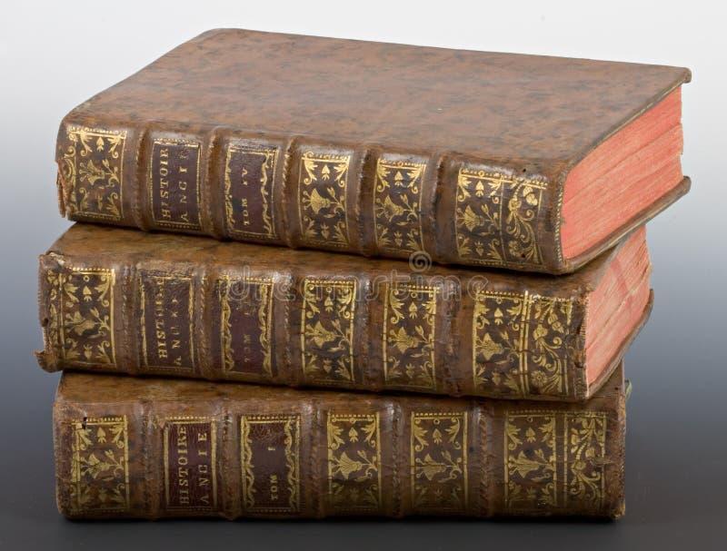 παλαιά βιβλία στοκ φωτογραφίες με δικαίωμα ελεύθερης χρήσης