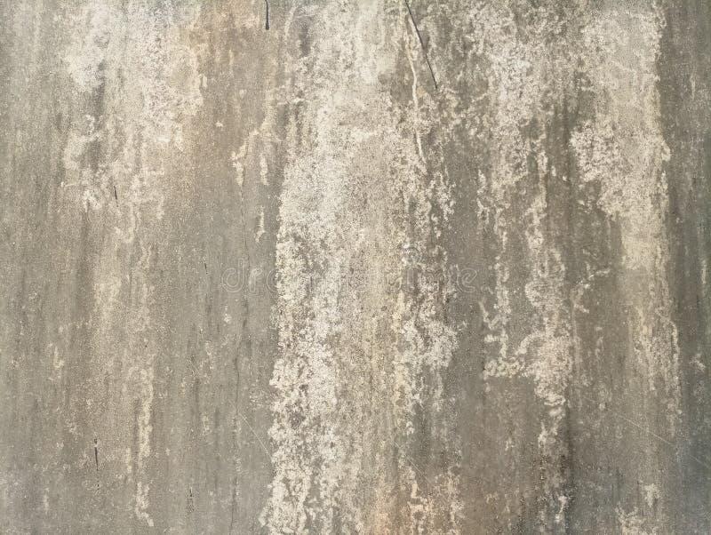 Παλαιά γκρίζα σύσταση συμπαγών τοίχων backgroud στοκ εικόνα με δικαίωμα ελεύθερης χρήσης