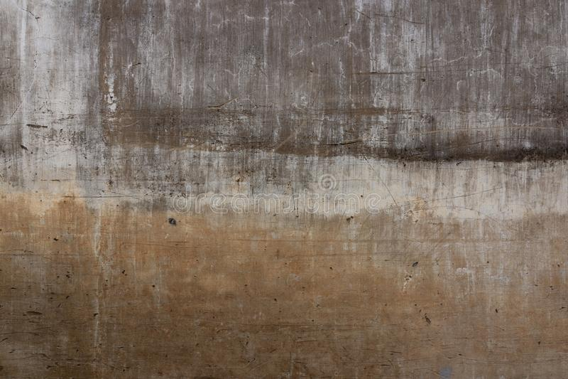 Παλαιά γκρίζα σύσταση τσιμέντου με τη ρωγμή, χρήση ως υπόβαθρο στοκ εικόνα με δικαίωμα ελεύθερης χρήσης