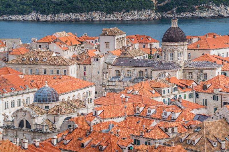 Παλαιά δημαρχεία Dubrovnik στοκ εικόνες με δικαίωμα ελεύθερης χρήσης