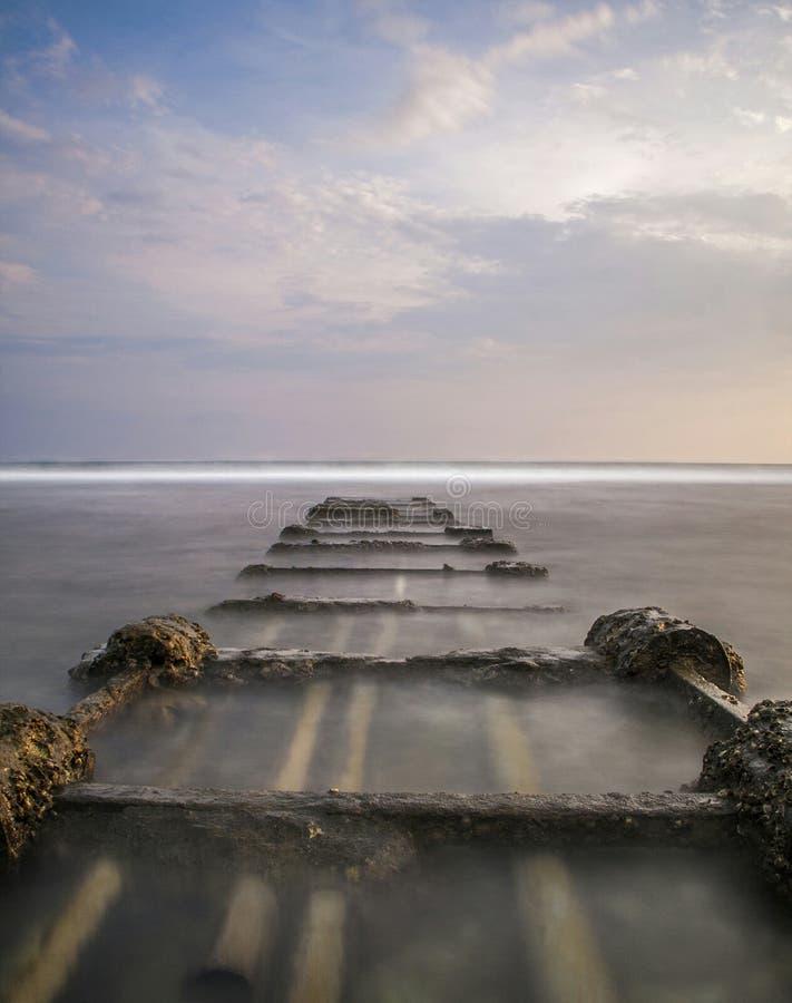 Παλαιά θάλασσα στοκ εικόνα με δικαίωμα ελεύθερης χρήσης
