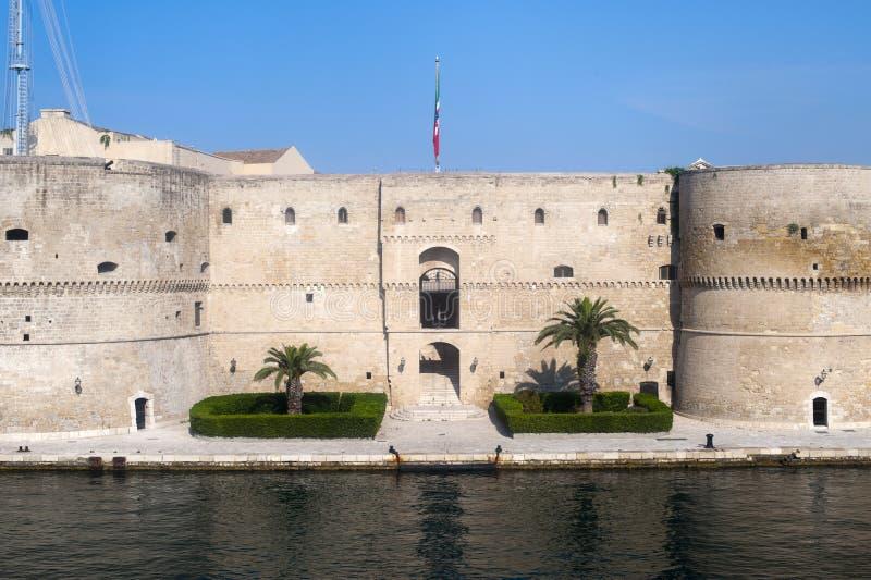 παλαιά θάλασσα Taranto της Ιτα&lambd στοκ εικόνες με δικαίωμα ελεύθερης χρήσης