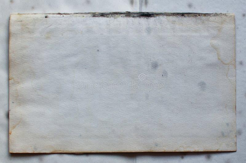 Παλαιά κατασκευασμένη εικόνα χαρτί-υποβάθρου στοκ εικόνα