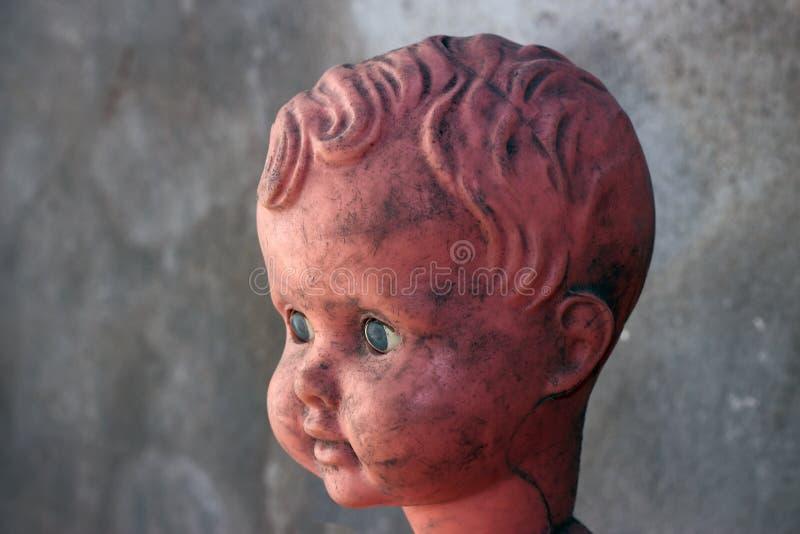 Παλαιά κούκλα στοκ εικόνα με δικαίωμα ελεύθερης χρήσης