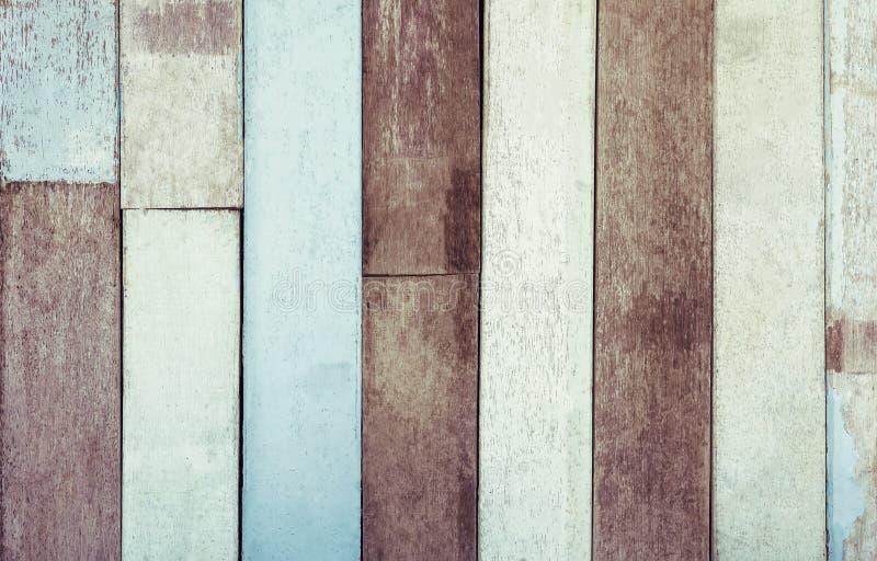 Παλαιά ξύλινη σύσταση με το grunge για το αφηρημένο υπόβαθρο Κρητιδογραφία ή στοκ φωτογραφία με δικαίωμα ελεύθερης χρήσης
