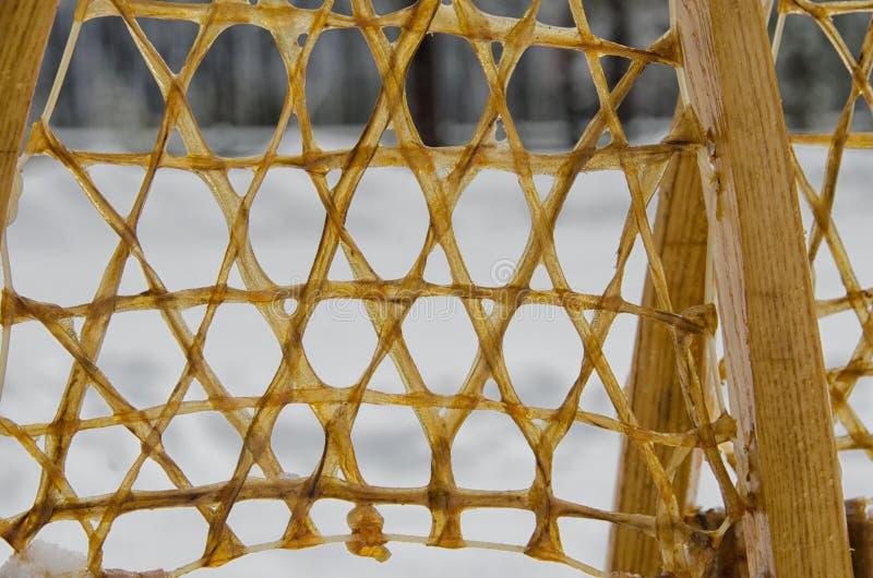 Παλαιά παραδοσιακά πλέγματα σχήματος ρακέτας στοκ φωτογραφία με δικαίωμα ελεύθερης χρήσης