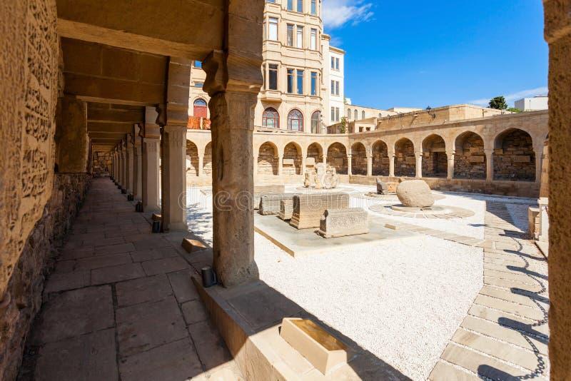 Παλαιά πόλη στο Μπακού στοκ φωτογραφία με δικαίωμα ελεύθερης χρήσης