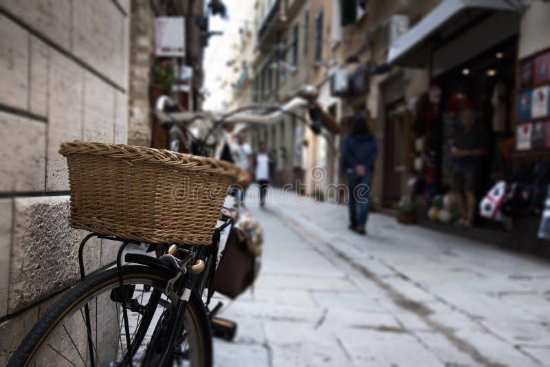 Παλαιά πόλη Alghero, Σαρδηνία, Ιταλία στοκ εικόνες με δικαίωμα ελεύθερης χρήσης