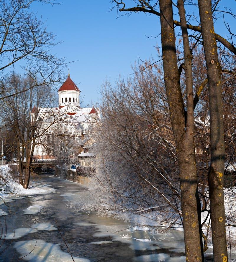 Παλαιά πόλη Vilnius στοκ φωτογραφίες με δικαίωμα ελεύθερης χρήσης
