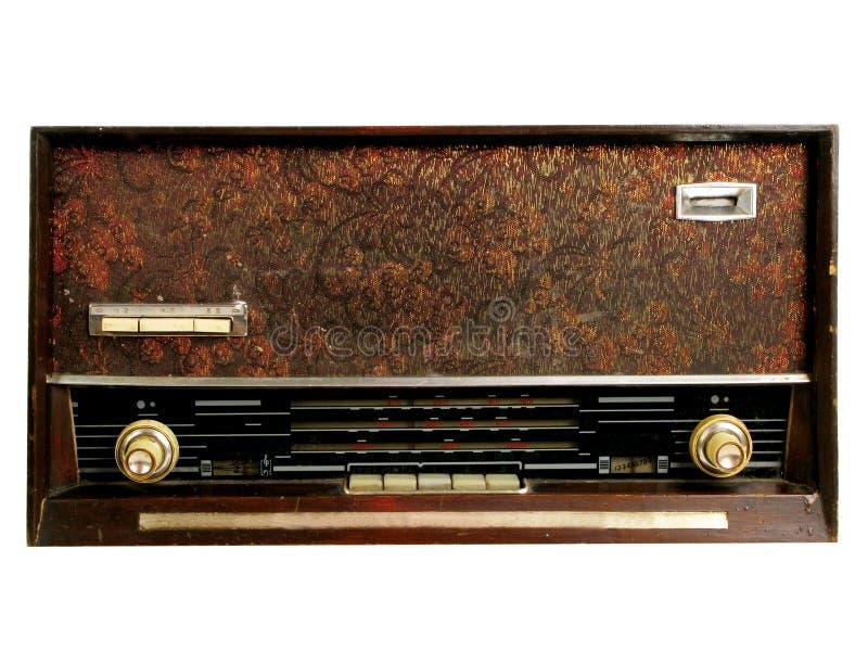 παλαιά ραδιόφωνα στοκ φωτογραφία