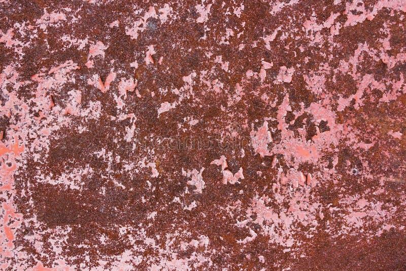 παλαιά σκουριασμένη σύστ&alp κόκκινος τρύγος ύφους κρίνων απεικόνισης στοκ φωτογραφίες
